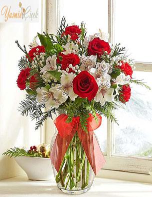 Mutlu Yıllar Aşk Çiçeğim