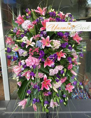 Ferforje Çiçek Tasarım